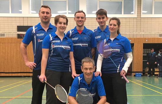 Badminton-Oberliga S�dwest: Betzdorf macht gro�en Schritt zum Klassenerhalt