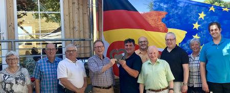 Politik mit Herz beim Sommerfest der CDU-Daaden