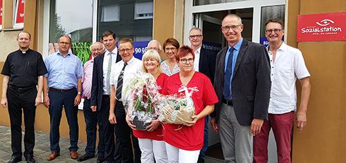 �kumenische Sozialstation jetzt auch in Mudersbach