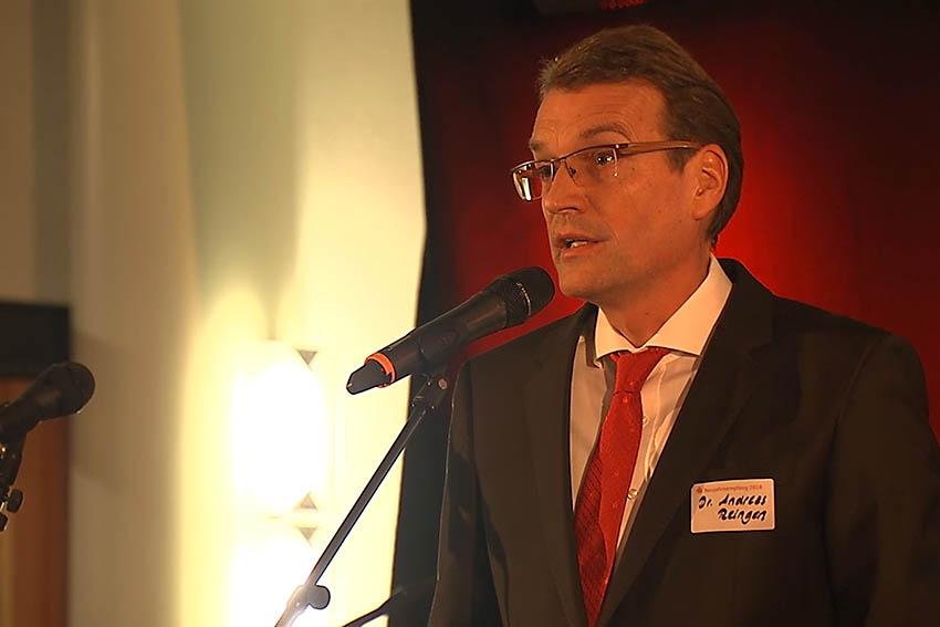 Neujahrsempfang der Sparkasse Westerwald-Sieg