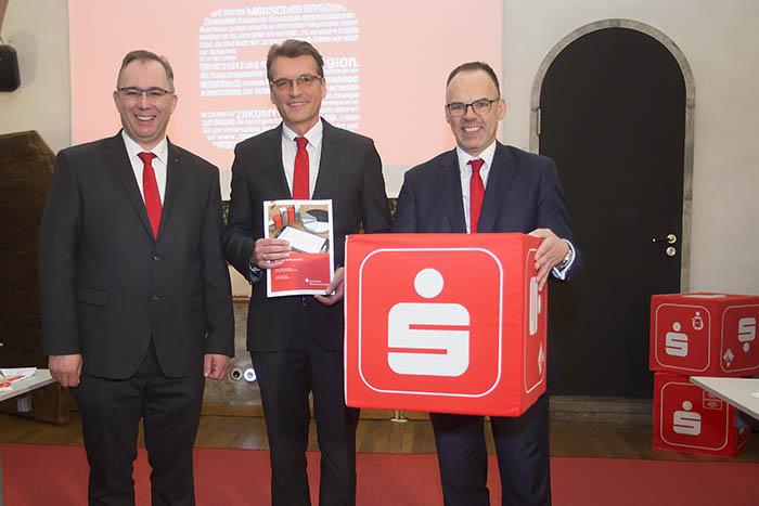 Sparkasse Westerwald-Sieg weiter auf Wachstumskurs