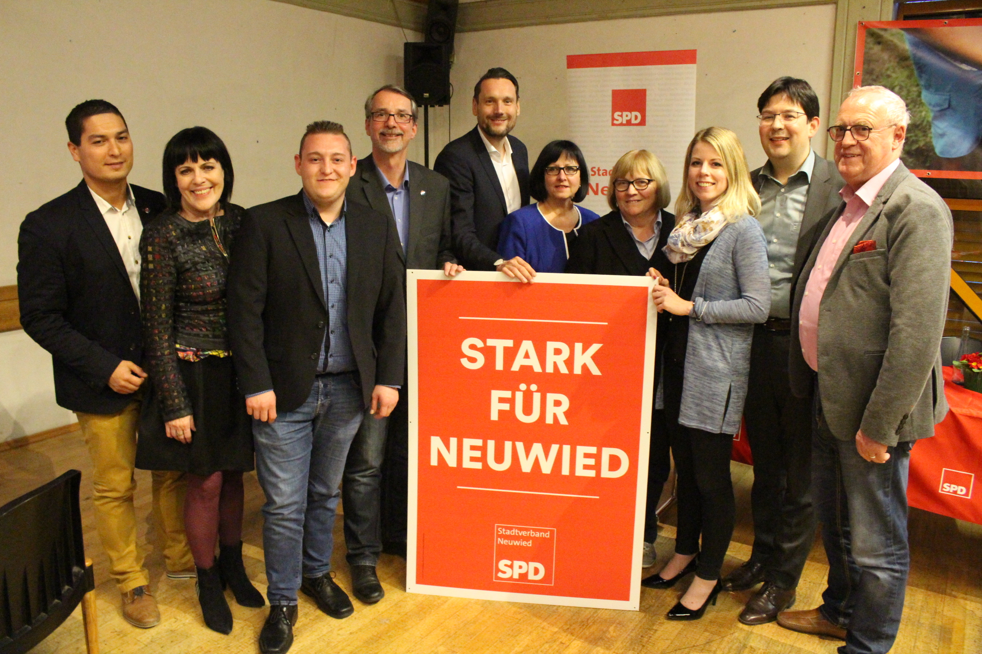 Wahlprogramm der SPD Neuwied beschlossen