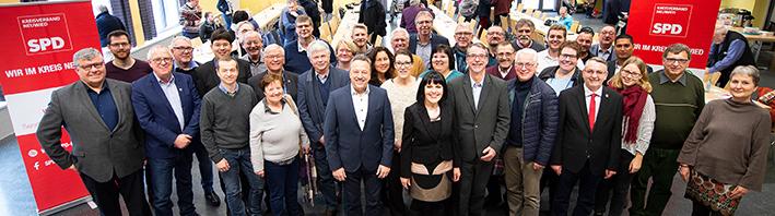 SPD nominiert Kandidaten für Kreistag