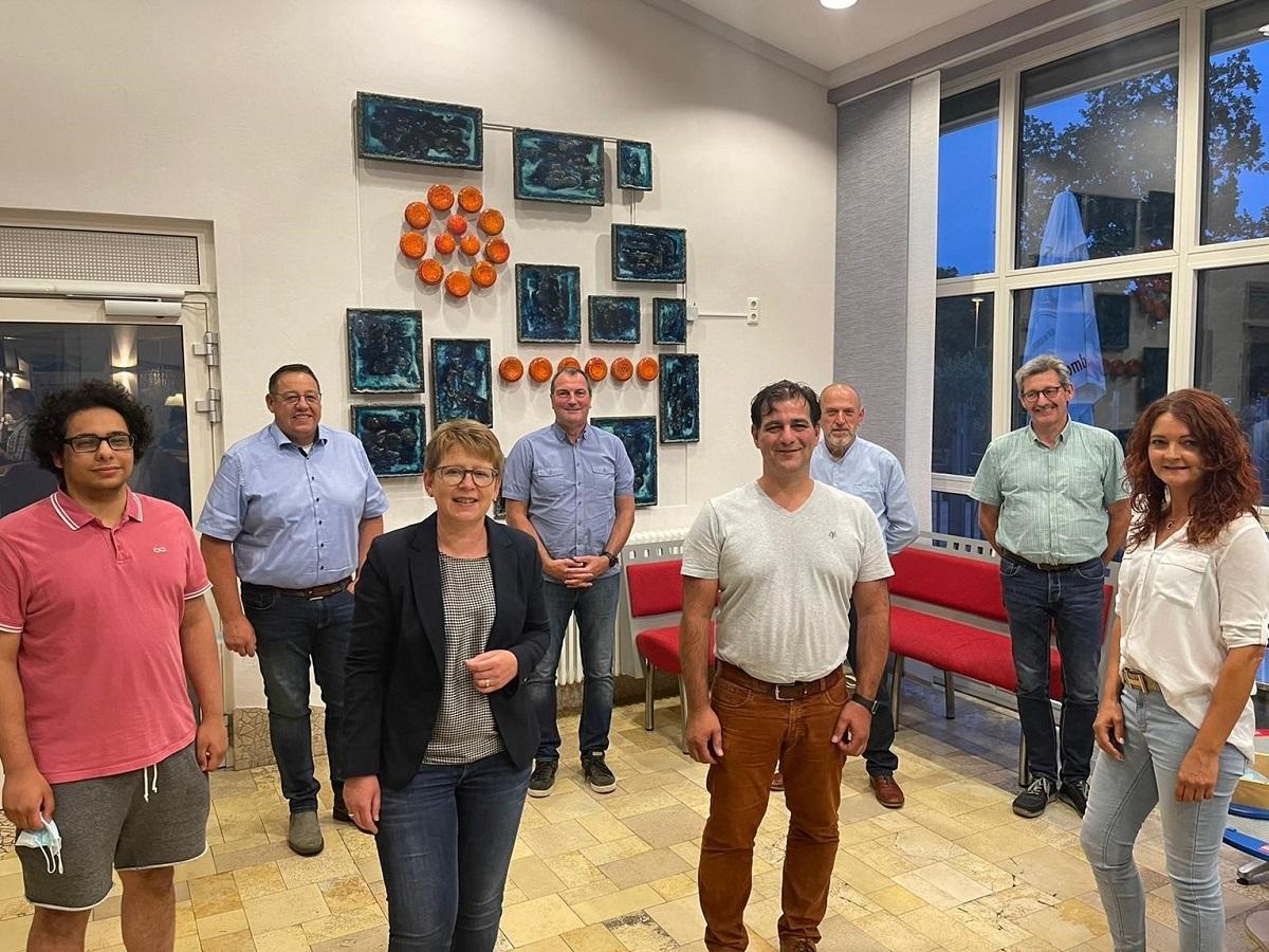 Neuer Vorstand für die SPD in Rennerod
