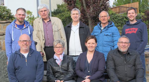 Scheuerfelder SPD präsentiert ihr Team für den Ortsgemeinderat