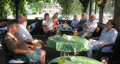 MdL Heijo H�fer zu Gast beim SPD Stammtisch