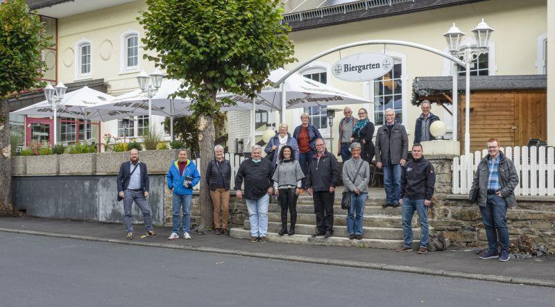 SPD-Fraktion tage in Nistertal: Politik wird nicht nur im Wahlkampf gemacht