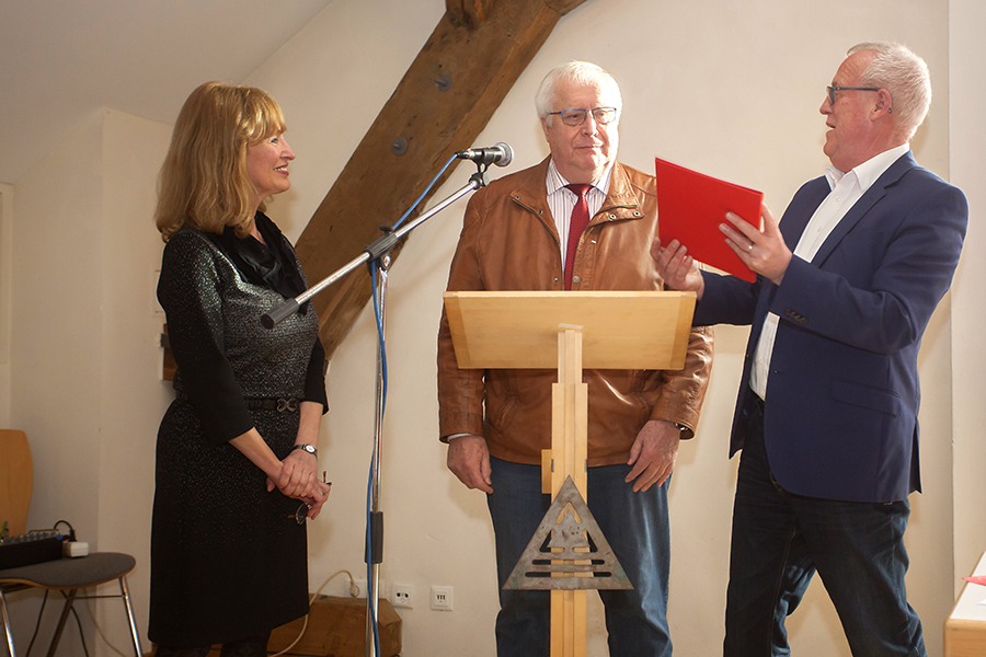SPD Dierdorf lud zum Neujahrsempfang