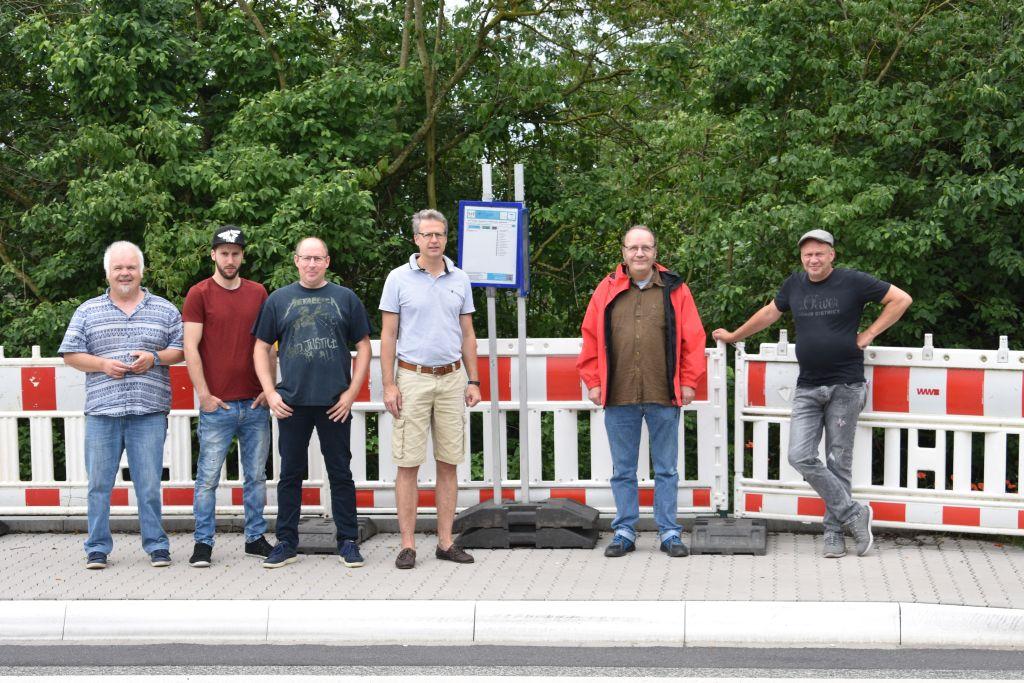 SPD Engers: Bushaltstelle endlich fertigstellen