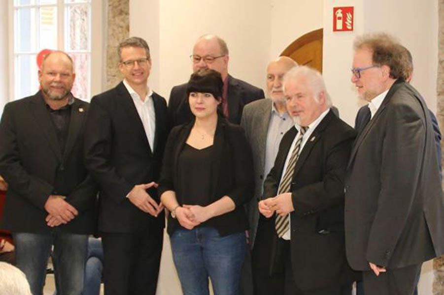 SPD-Neujahrsempfang in Engers