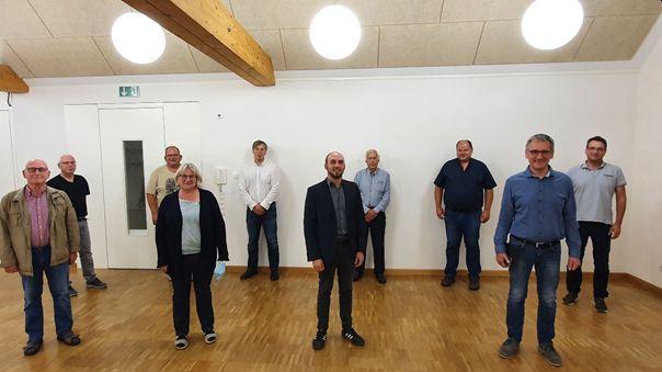 Sebastian Rosenberg ist neuer Vorsitzender der SPD Selters