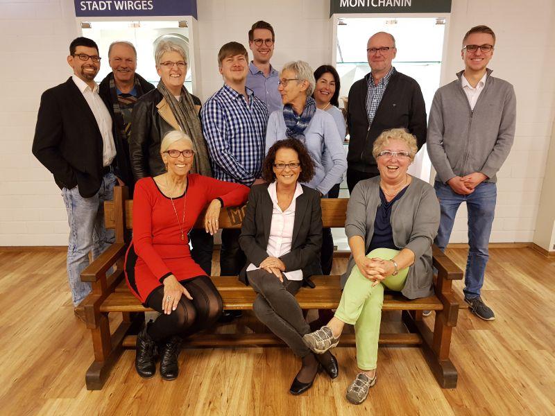 SPD-Ortsverein Wirges wählt neuen Vorstand und setzt Ziele