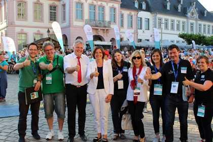 Ein inklusives Fest der Freude und Herzlichkeit in Trier
