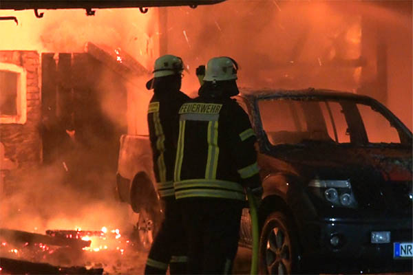 Hilfe für Brandopfer in Straßenhaus gut angelaufen