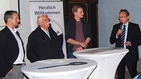 Westerwald Bank unterstützt SV Schwarz-Weiß Salz