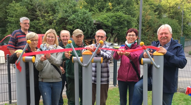 Der Mehrgenerationenplatz in Pracht-Wickhausen ist eröffnet