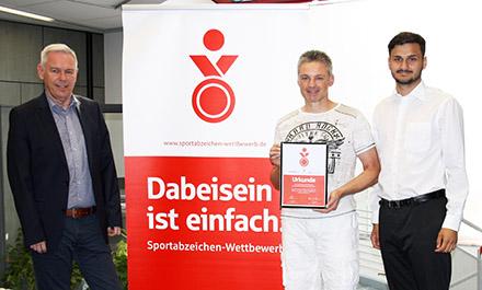 Judo und Ju-Jutsu Verein Daaden erhielt Sonderpreis