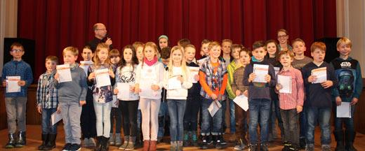 Sportlerehrung in Herdorf zeigte tolle Leistungen