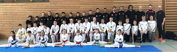 Sporting Taekwondo Altenkirchen gewinnt den Rheinland-Pfalz-Pokal