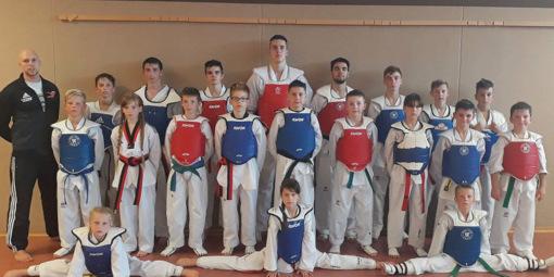 Sporting Taekwondo holt Landesst�tzpunkt nach Altenkirchen