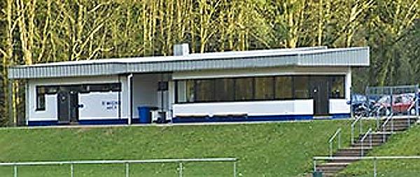 Renovierungen am Sportlerheim Großmaischeid laufen