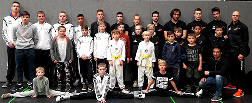 Sporting Taekwondo verbucht 25 Medaillen beim Rheinland-Pfalz Pokal