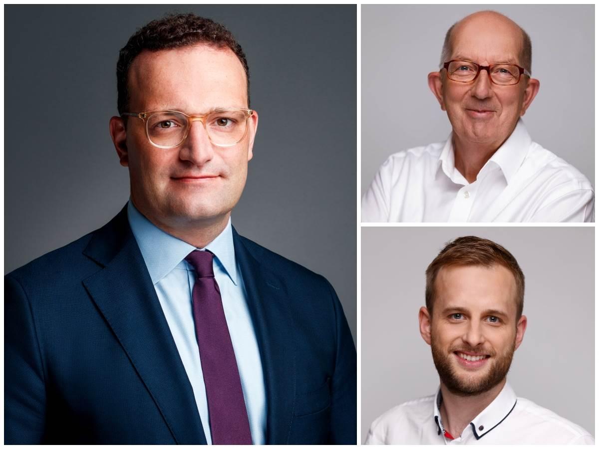 Bald mit Jens Spahn diskutieren - Gesundheitsminister zu Gast bei CDU-Landtagskandidaten