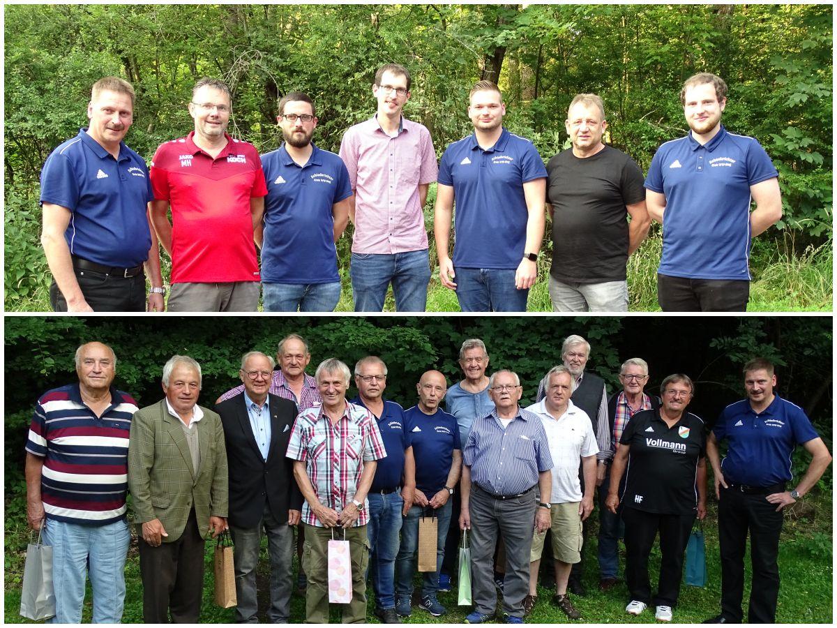 Jahreshauptversammlung der Schiedsrichtervereinigung Fußballkreis Westerwald-Sieg