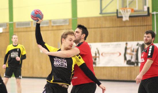 Handball-Landesliga: SSV95 Wissen startet mit Heimsieg ins Jahr