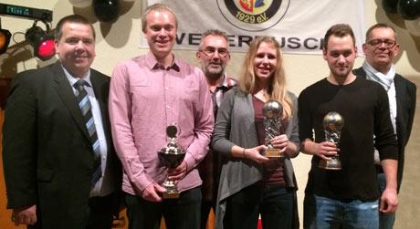 SSV Weyerbusch k�rte Sportler des Jahres