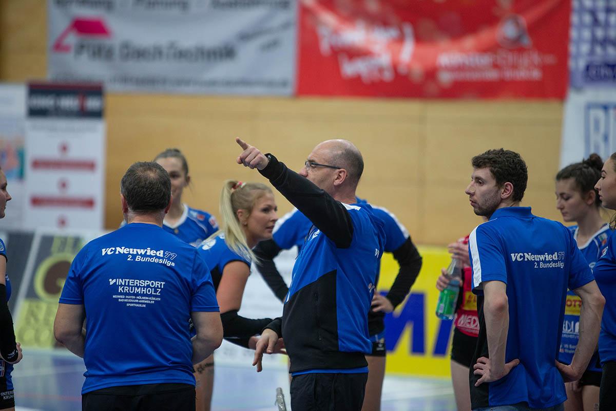 Auch gegen Stuttgart II wird Dirk Groß klar sagen, wo es langgeht. Foto: Eckhard Schwabe