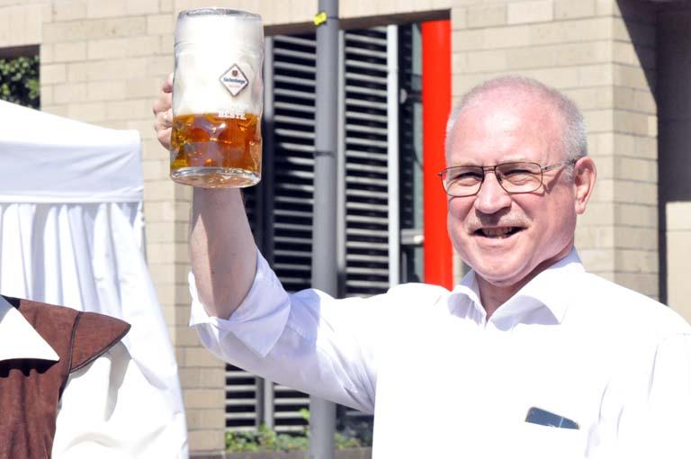 10. Altenkirchener Stadtfest bei strahlendem Sonnenschein eröffnet