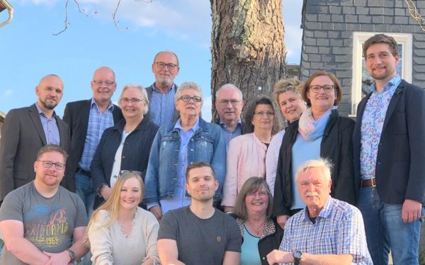 Altenkirchener SPD präsentiert Stadtratskandidaten