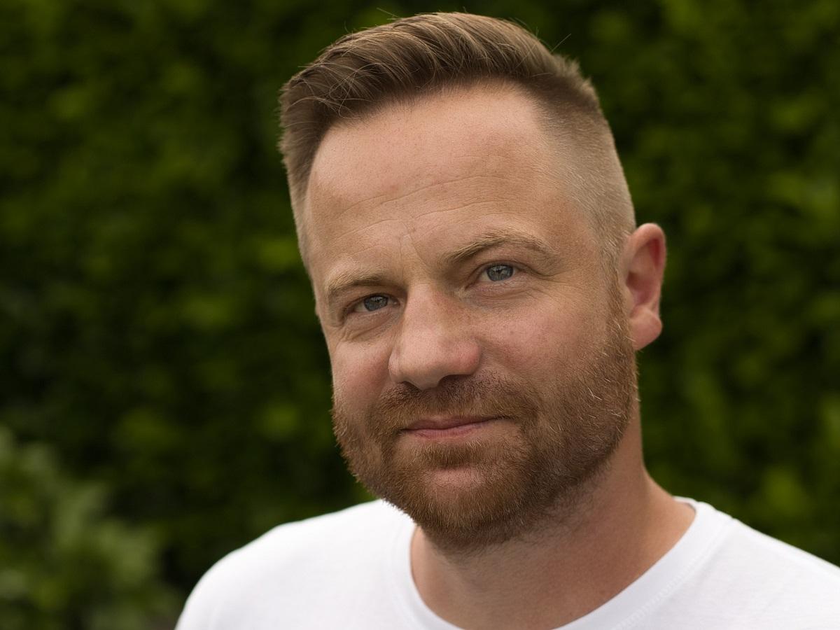 Kandidaten zur Bundestagswahl: Jens Steuler (Die Basis)