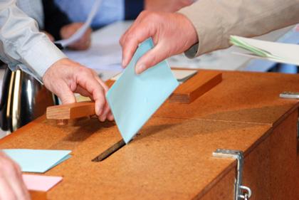 Kommunalwahl 2019: Formulare, Gesetze, Informationen online