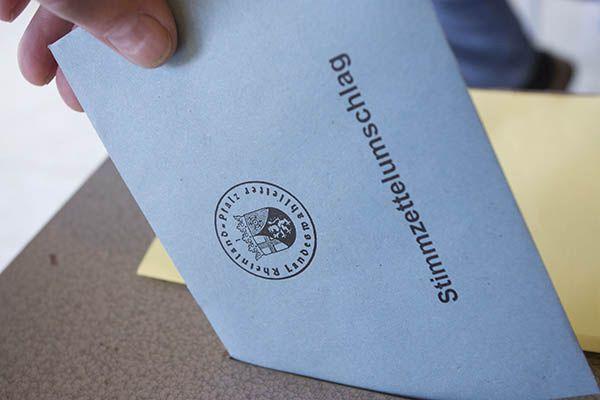 Einsichtnahme in die Wählerverzeichnisse in der VG Hachenburg