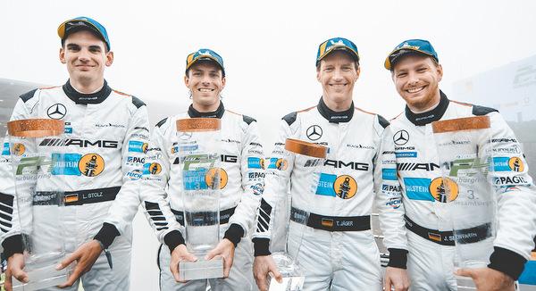 24-Stunden-Rennen: Wiederholt Luca Stolz den Vorjahres-Erfolg?