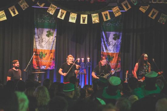 St. Patrick�s Days 2019 in Horhausen: Tickets zu gewinnen
