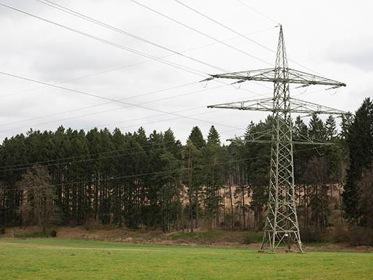 Für Arbeiten am Netz wird der Strom abgestellt
