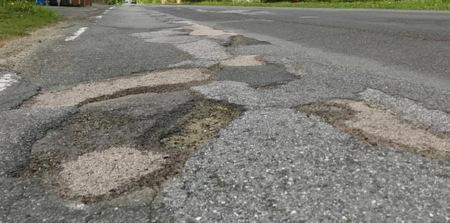 Kreisstraßen: Eine halbe Million Euro für 4,7 Kilometer Deckenschicht