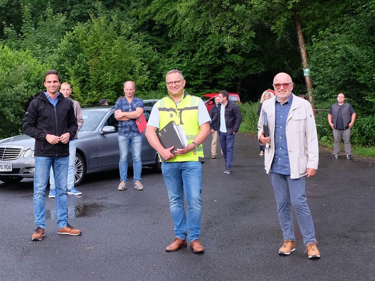 Nächste Eskalationsstufe zu desolaten Landesstraßen im Wisserland