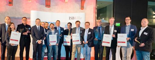 Unter den Empfängern von insgesamt 55.000 Euro Preisgeld befinden sich zwei Unternehmen aus dem Westerwaldkreis. (Foto: ISB)