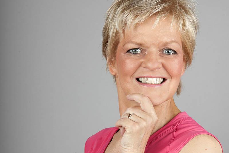 Susanne Pons gibt Tipps zur Gewichtsreduzierung. Foto: Wolfgang Tischler