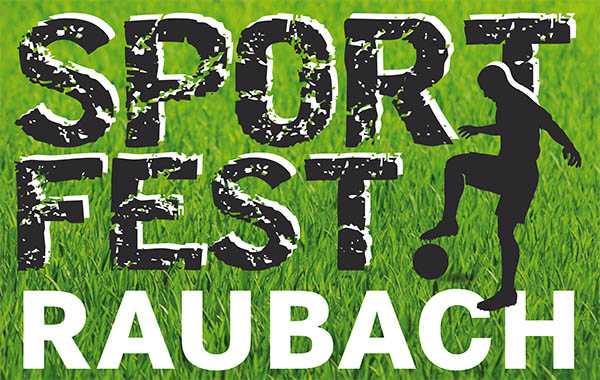 Sportfest in Raubach steht bevor