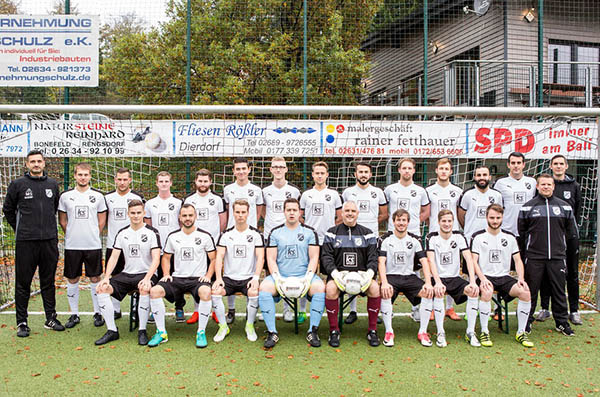 Herrenteams des SV Rengsdorf wollen in nächste Pokalrunde