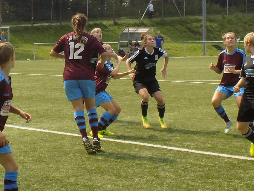 B-Juniorinnen des SV Rengsdorf gewinnen zum Saisonauftakt