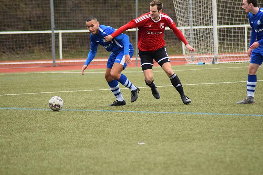 SV Windhagen beendete lange Durststrecke