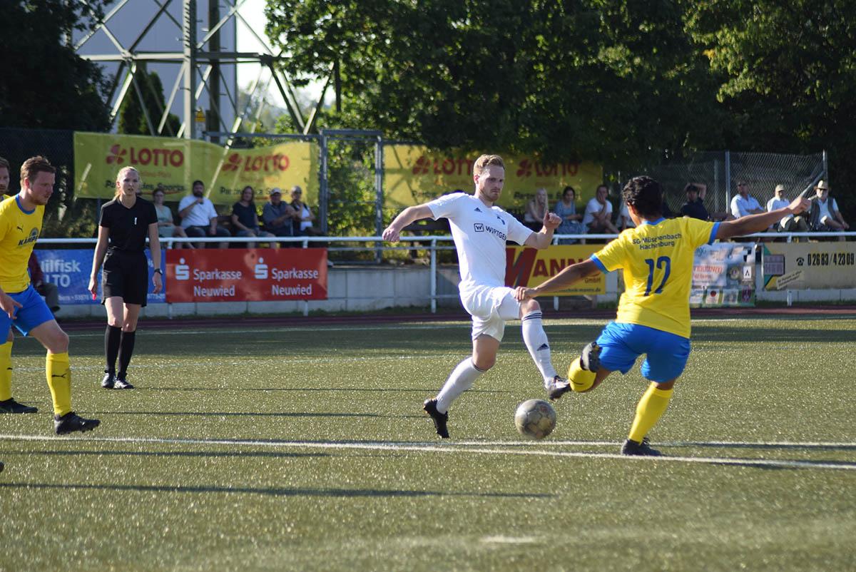 SV Windhagen I gegen SG Müschenbach/Hachenburg: 0:4
