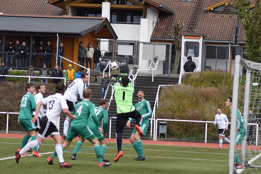 SV Windhagen patzte gegen Tabellenletzten TUS Oberwinter