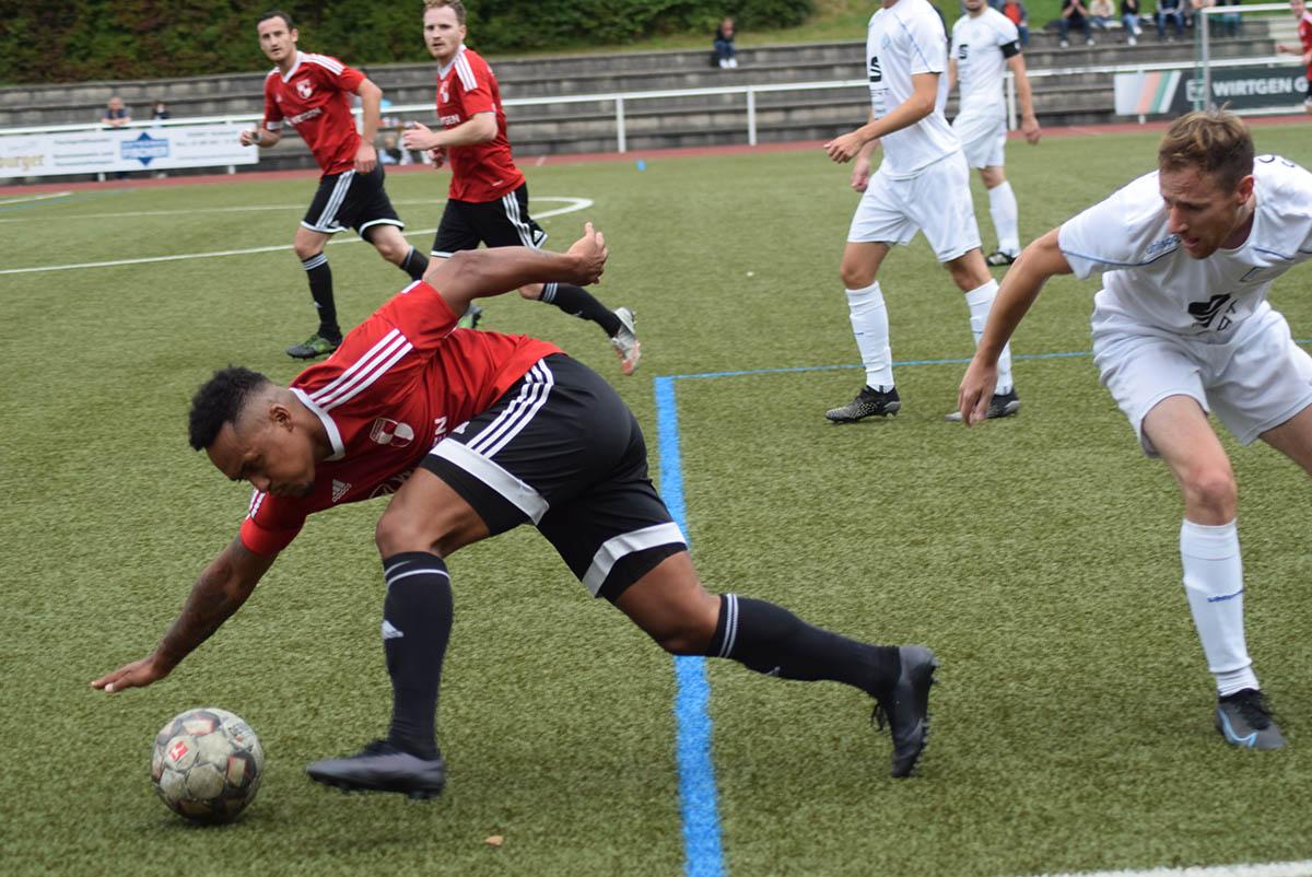 SV Windhagen schlägt SG Alpenrod mit 4:0